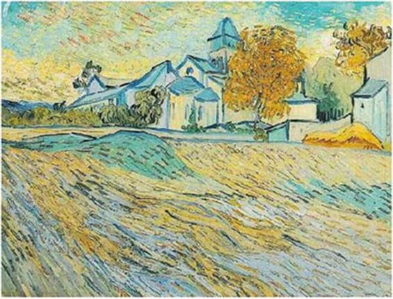 Van Gogh\'s Nomadic Life Timeline